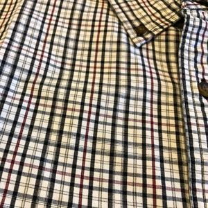 Carhartt Shirts - NWT Carhartt Relaxed Fit Medium Plaid Shirt S/S